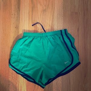 Women Nike running shorts